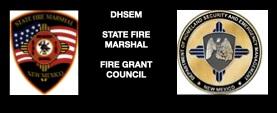 NM Fire Marshal Logo